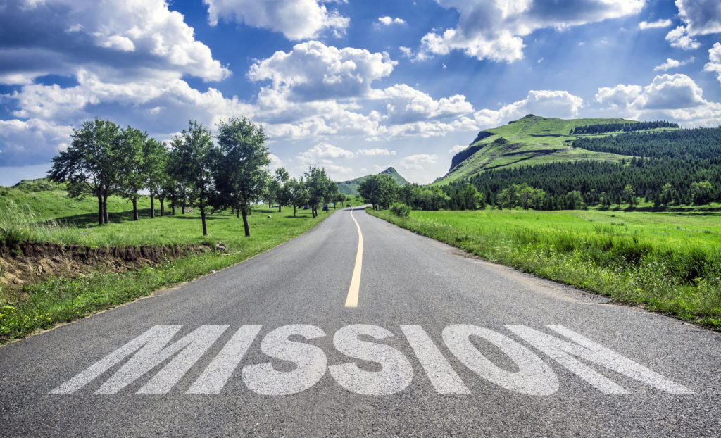 What's Your Mission In Life?